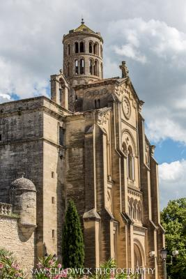 Uzes Cathedral