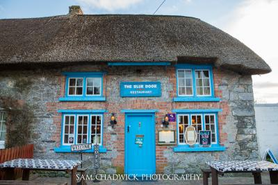 Thatched cottage in Adare