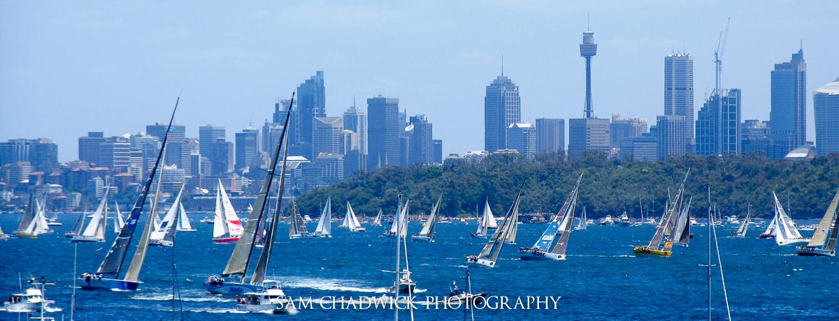 Sydney to Hobart