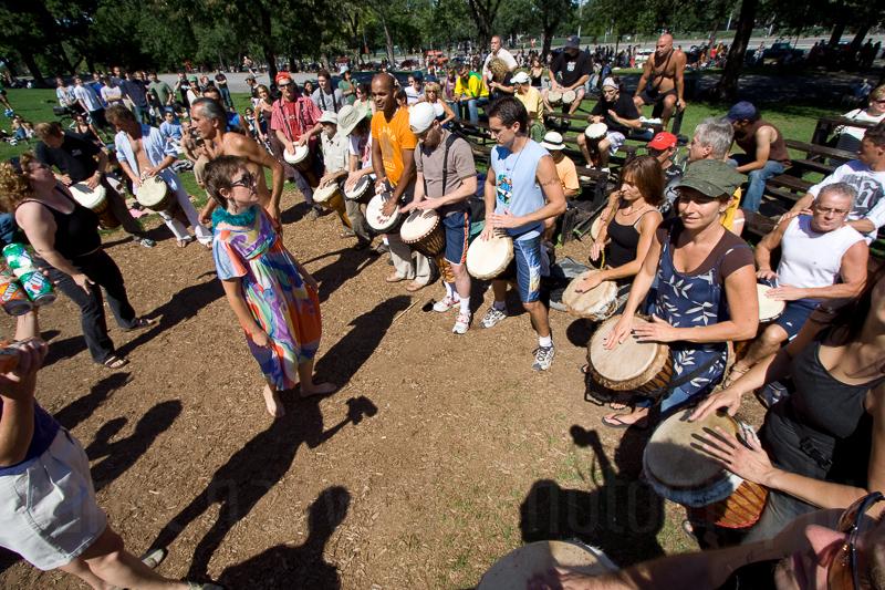 Rhythm in the Park