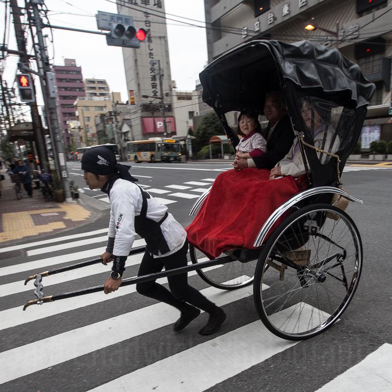 Tokyo Rickshaw