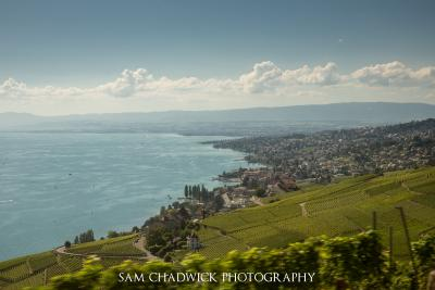 Travelling along Lac Leman